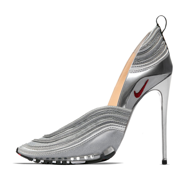 Nike Air Max 97 – Silver Bullet – Davide Perella